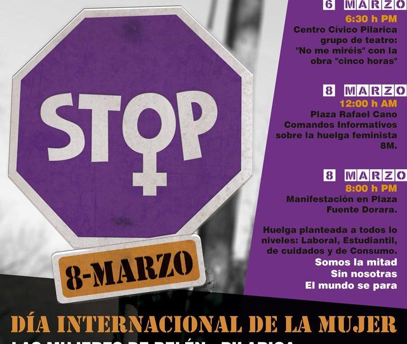 DÍA INTERNACIONAL DE LA MUJER 8-3-18