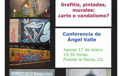 CONFERENCIA SOBRE GRAFITIS